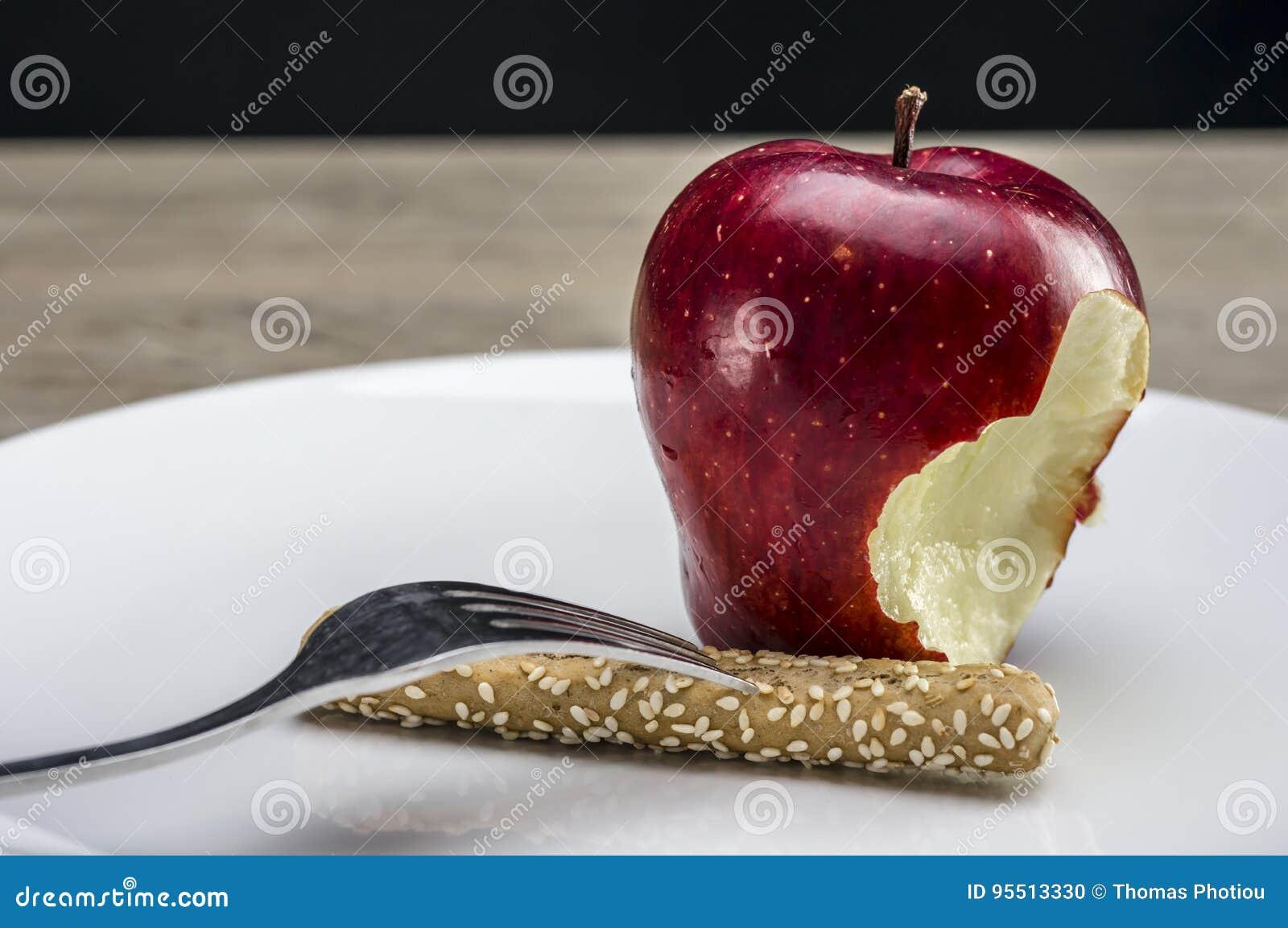Su una dieta rigorosa