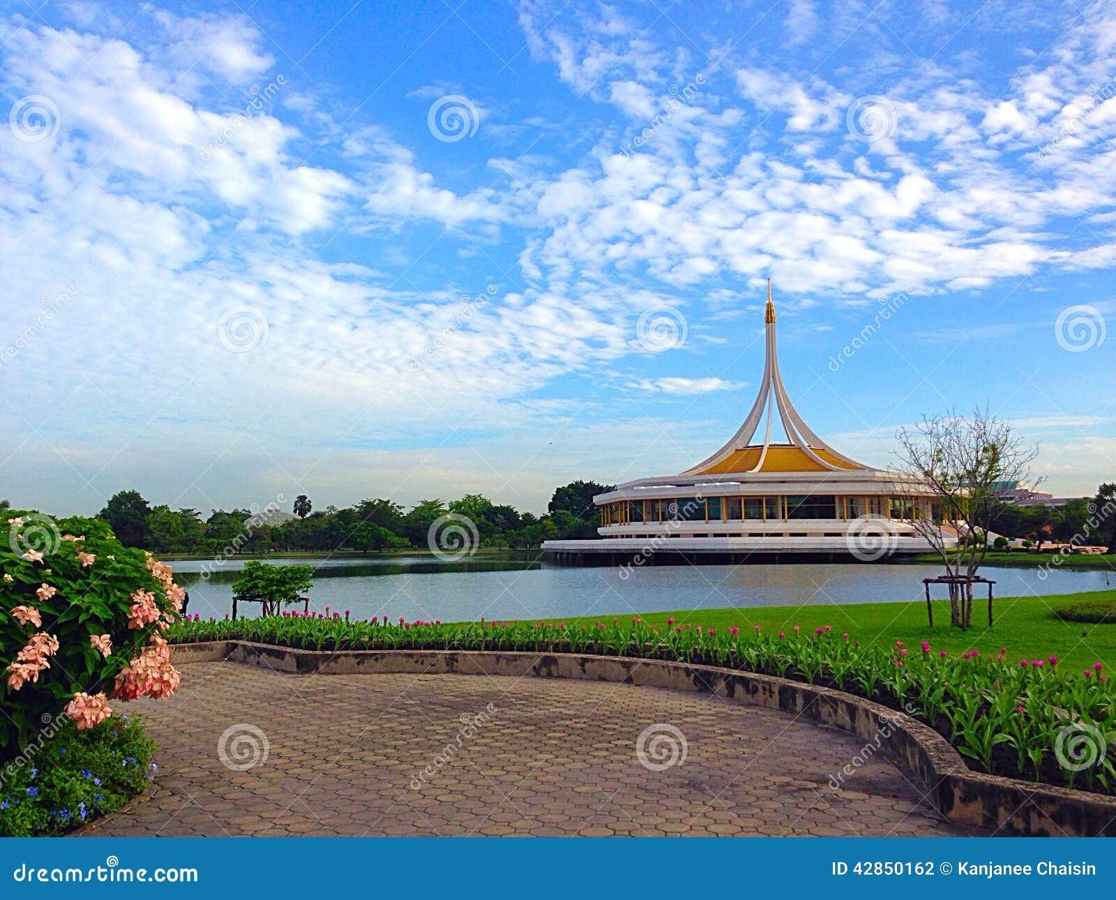 suan luang rama 9 park bangkok bank