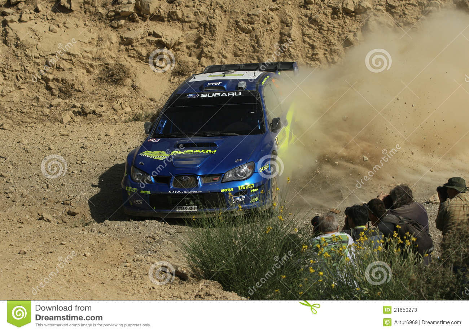 Subaru Impenza Wrc