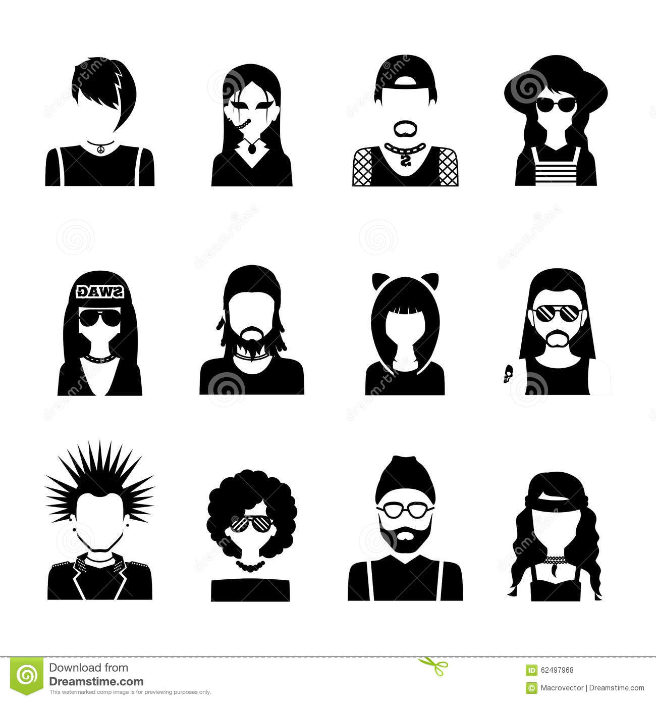 examples of subcultures today