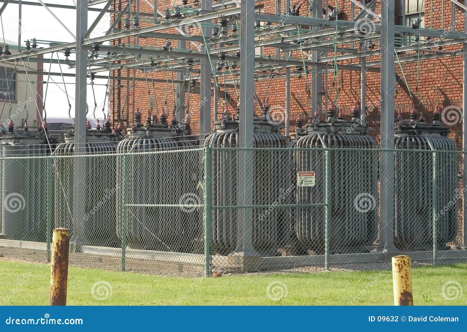 Subestação eléctrica