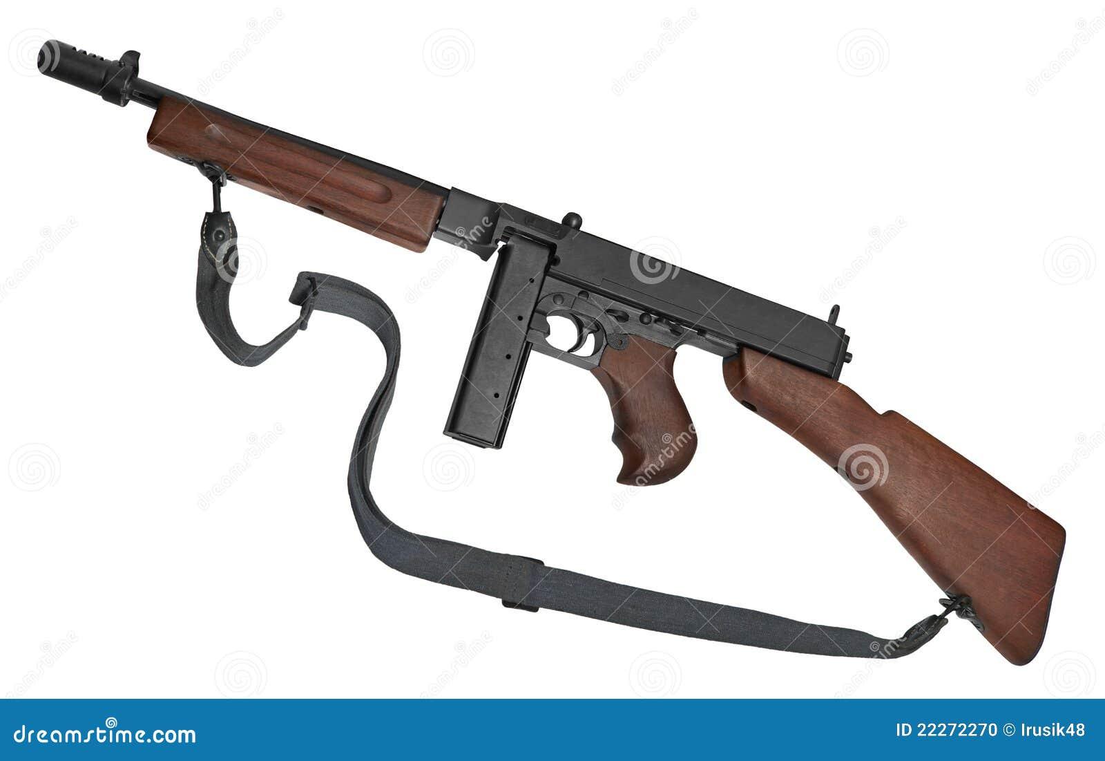 Submachine пушки