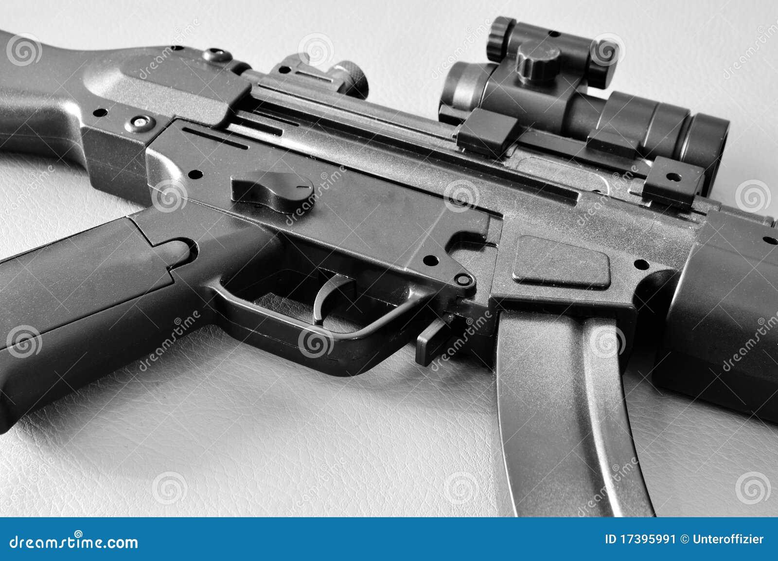 Submachine пушки mp5