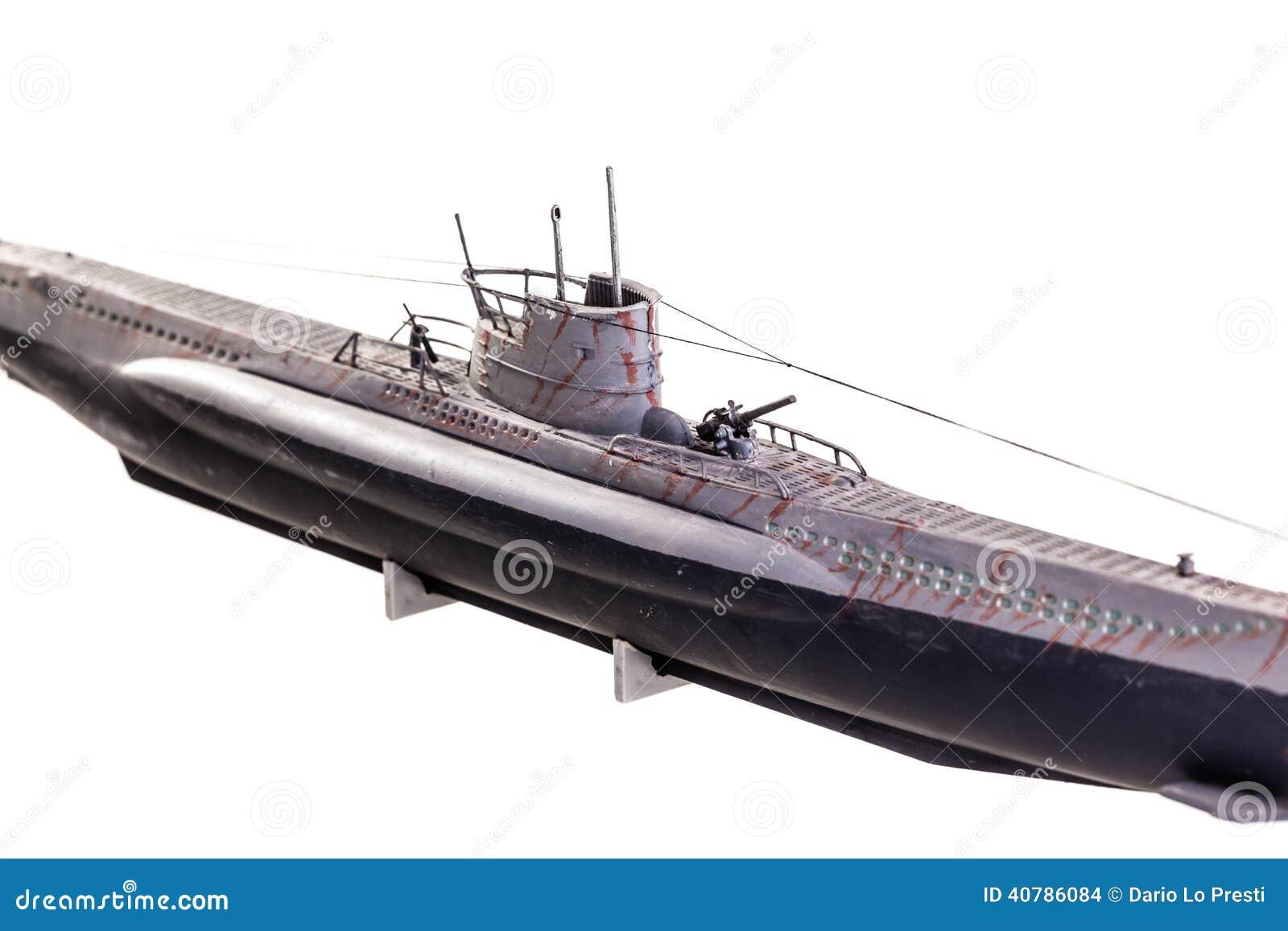 Submarine Stock Photo - Image: 40786084