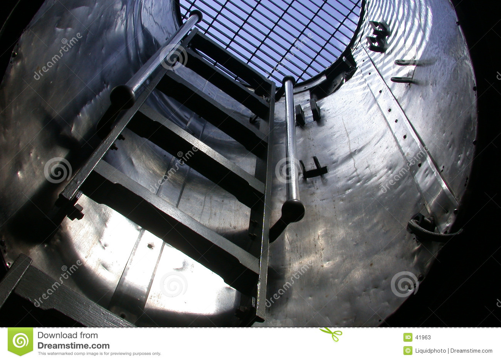 Submarine Ladder 1 Hawaii