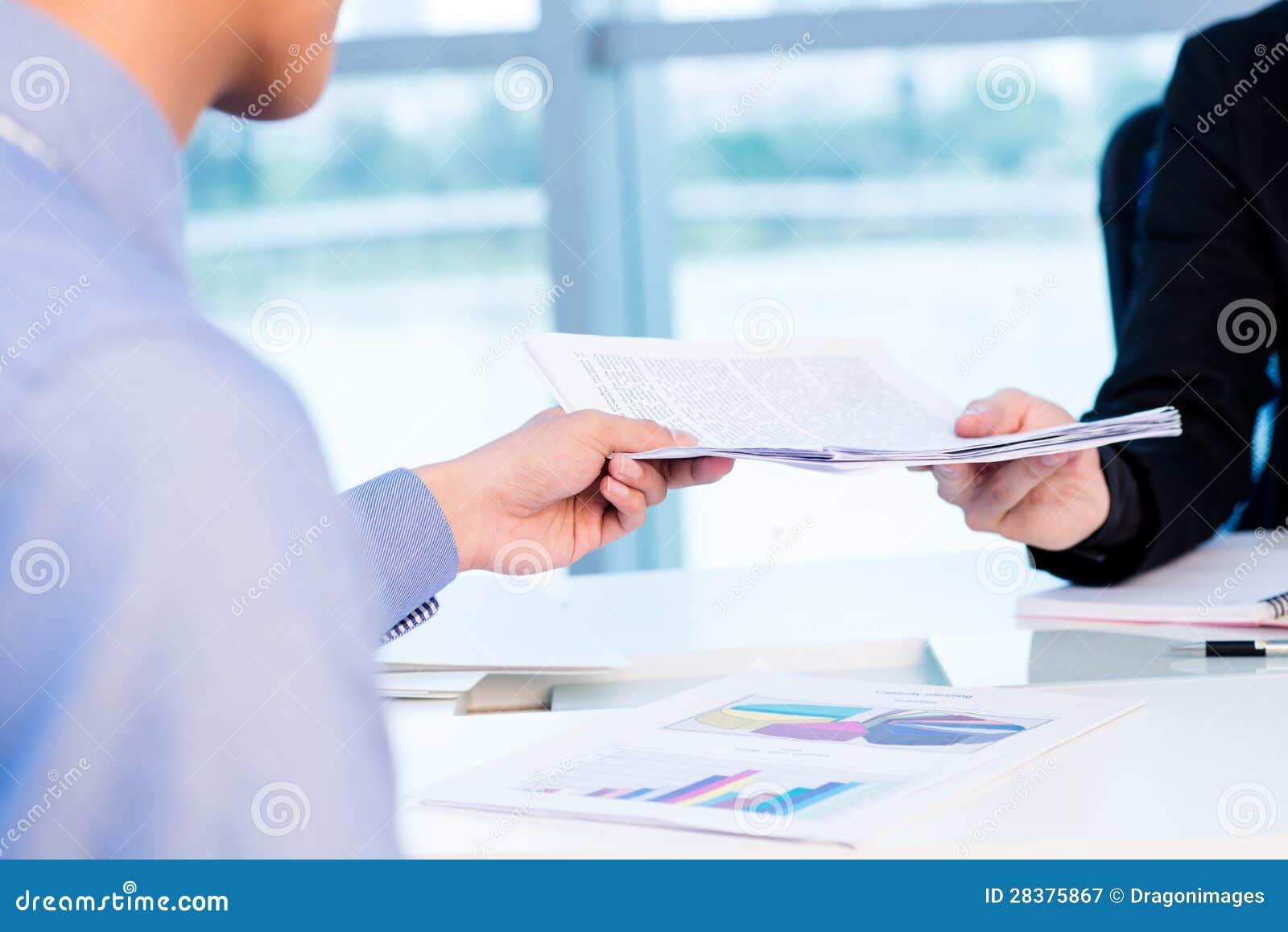 referral document