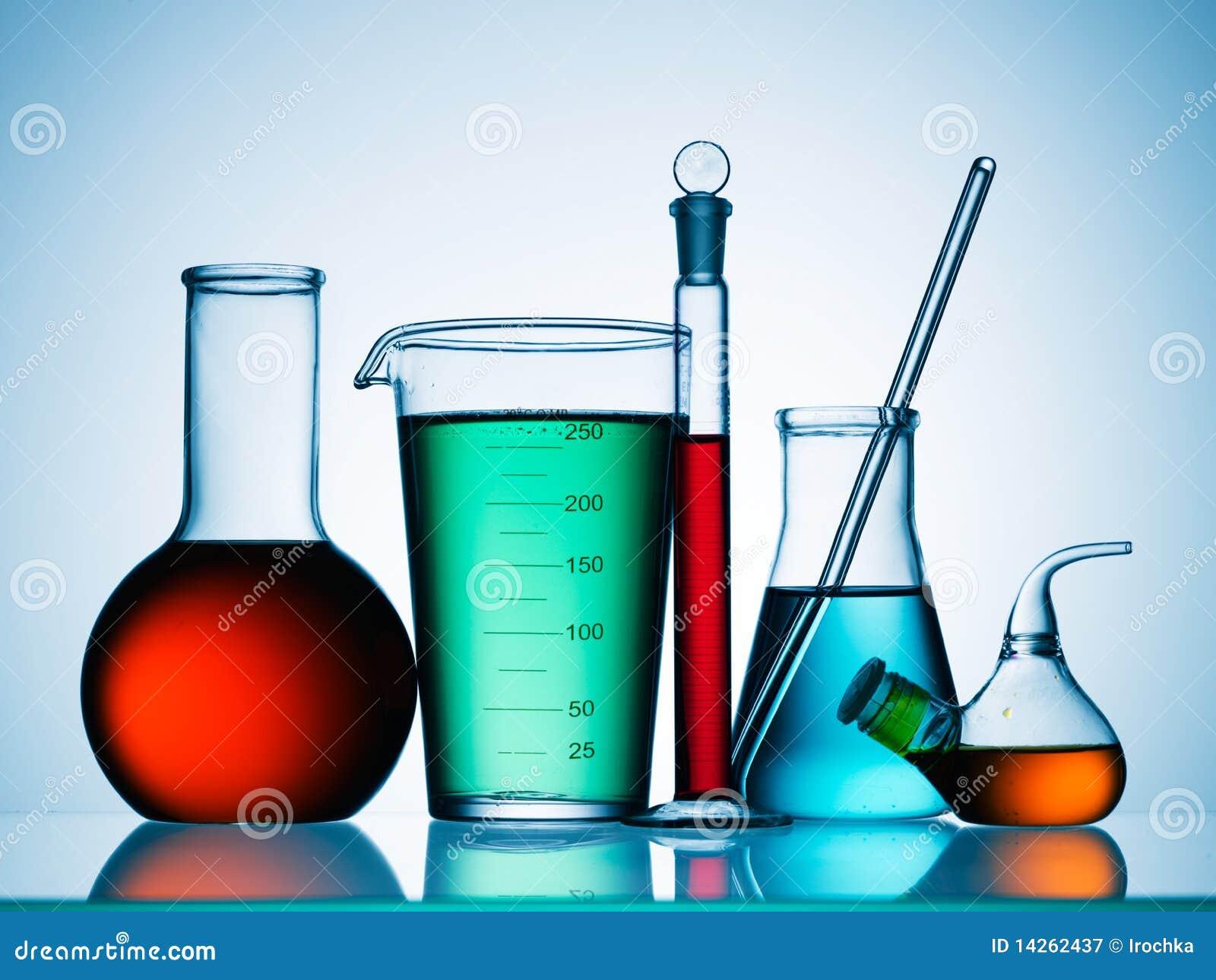 Substancj chemicznych lab nauka