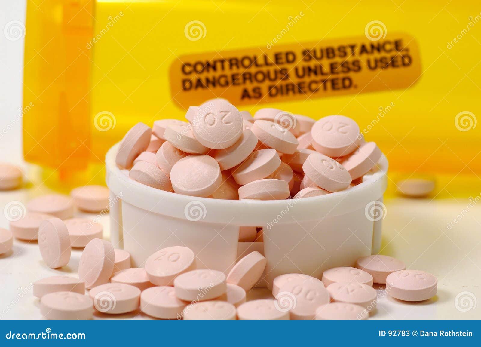 Substancji kontrolowanej