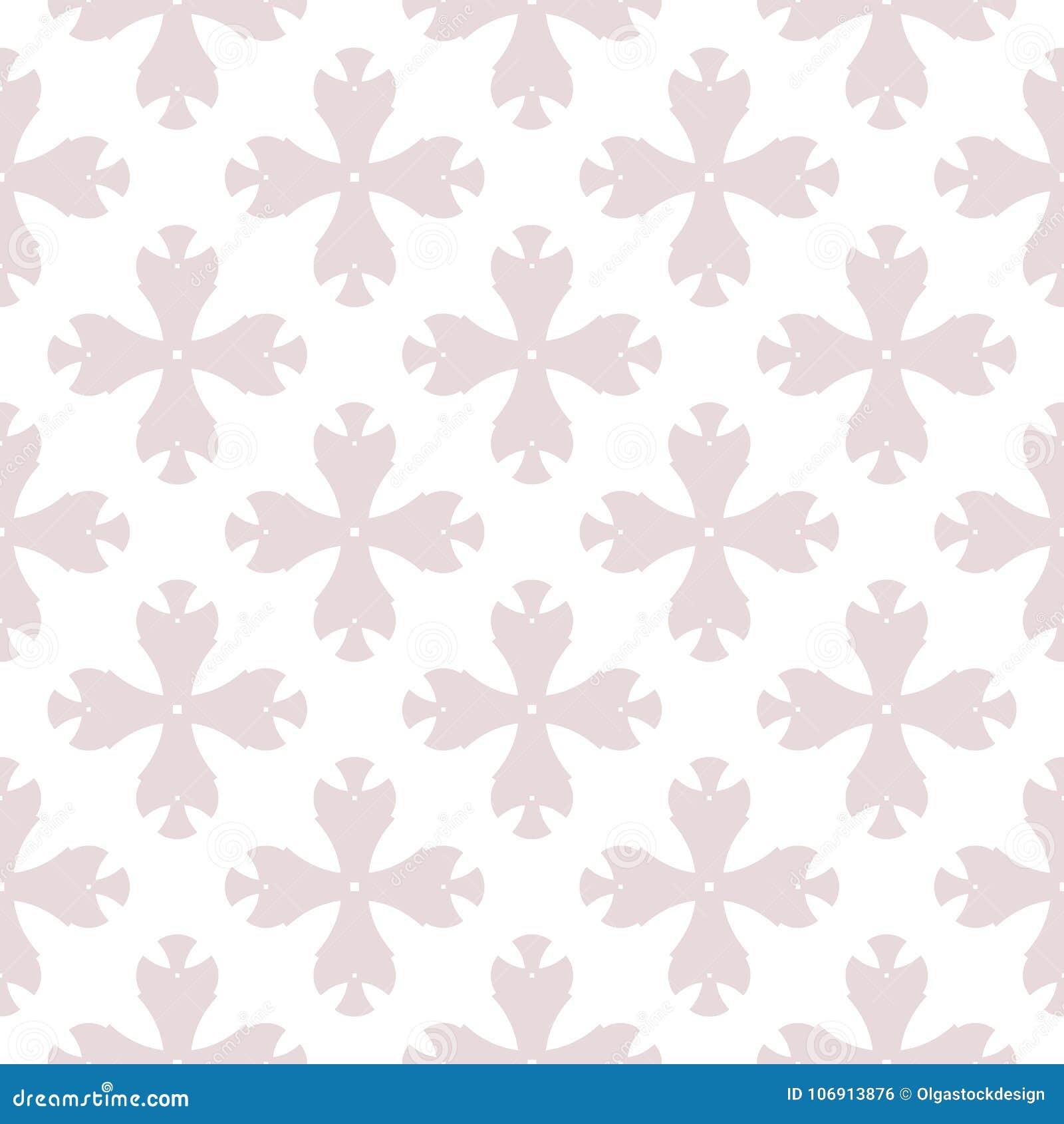 Subtelny abstrakcjonistyczny kwiecisty wzór w lekkich pastelowych kolorach, pal