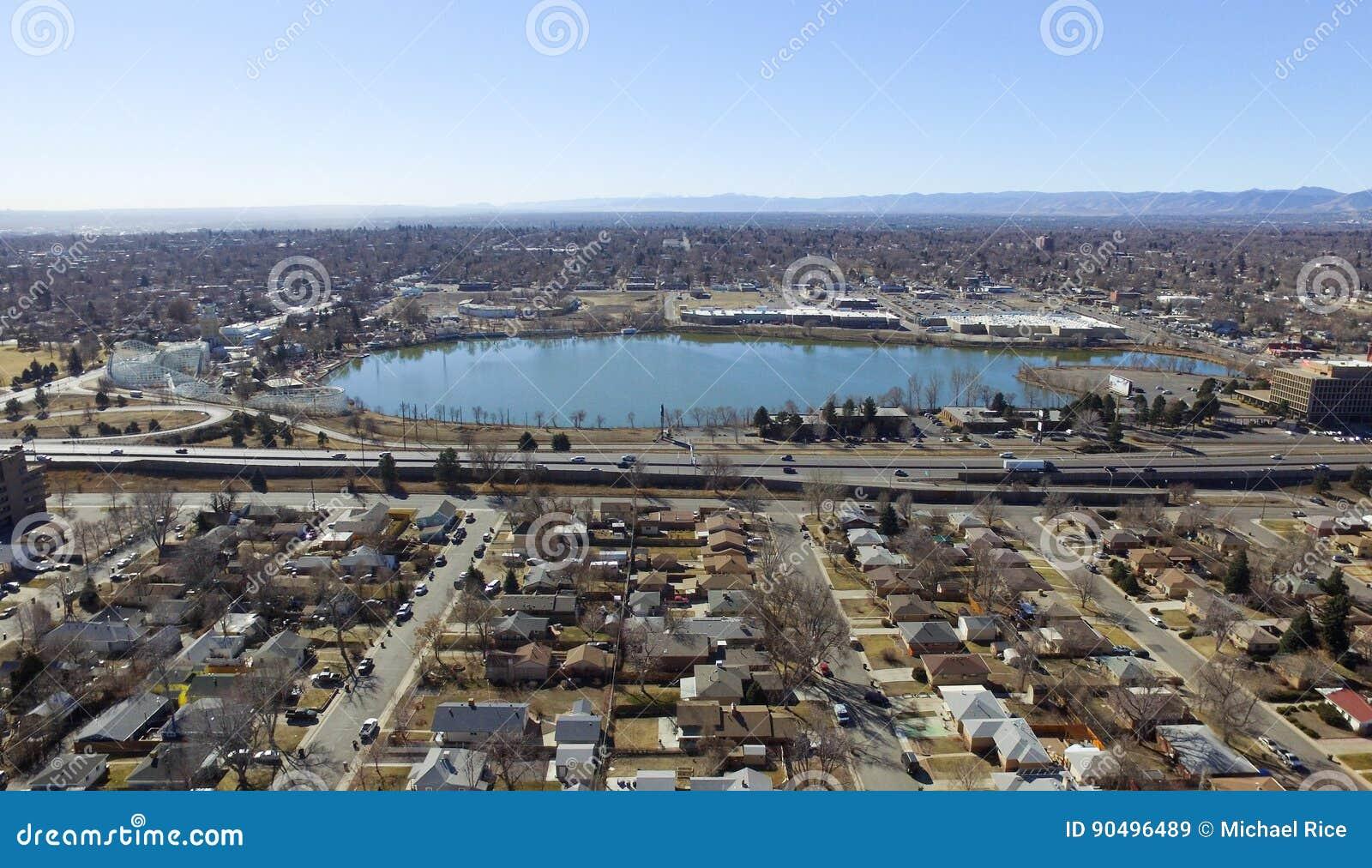 Suburbios de Denver