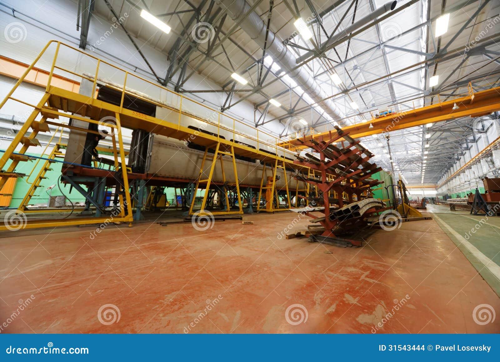 Mytishchi Russia  city photos : mytishchi apr mytishchi metrovagonmash factory april mytishchi russia ...