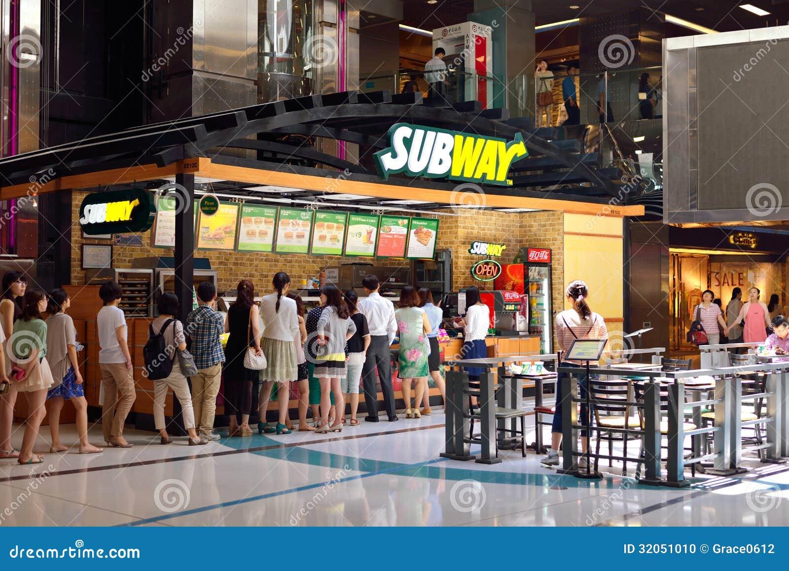 Western Fast Food In Beijing