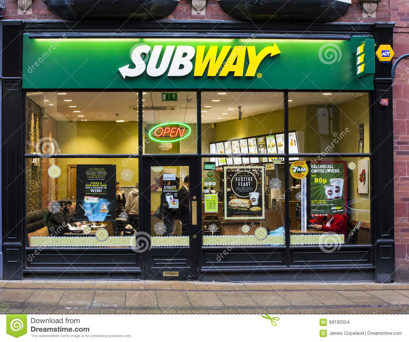 business plan for subway sandwiches shop If you buy a franchise sub shop like subway®, you'll need a business plan  check out thie sample business plan linked to in this post.