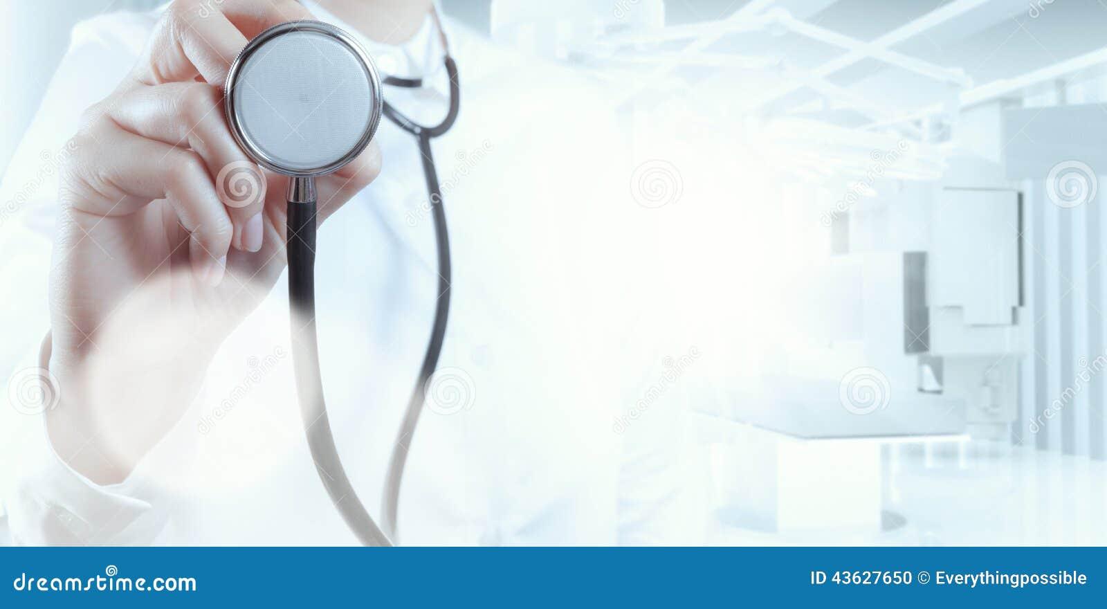 Succes het slimme medische arts werken