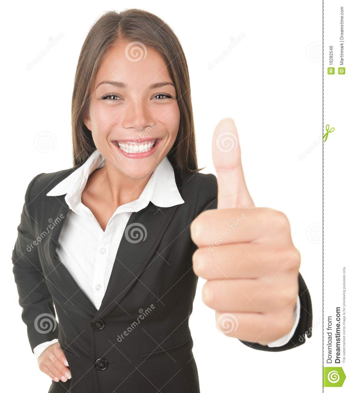 Success Business Woman Royalty Free Stock Image - Image ...