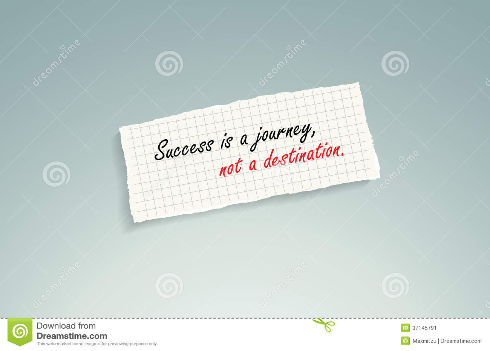 success is a journey not a destination essay