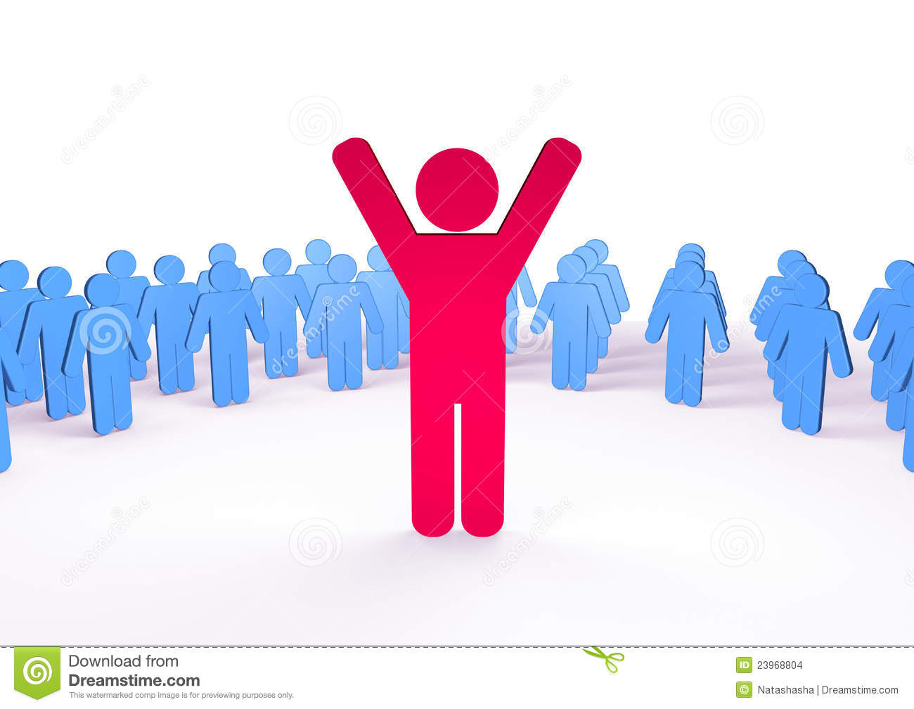 More similar stock images of success people icon