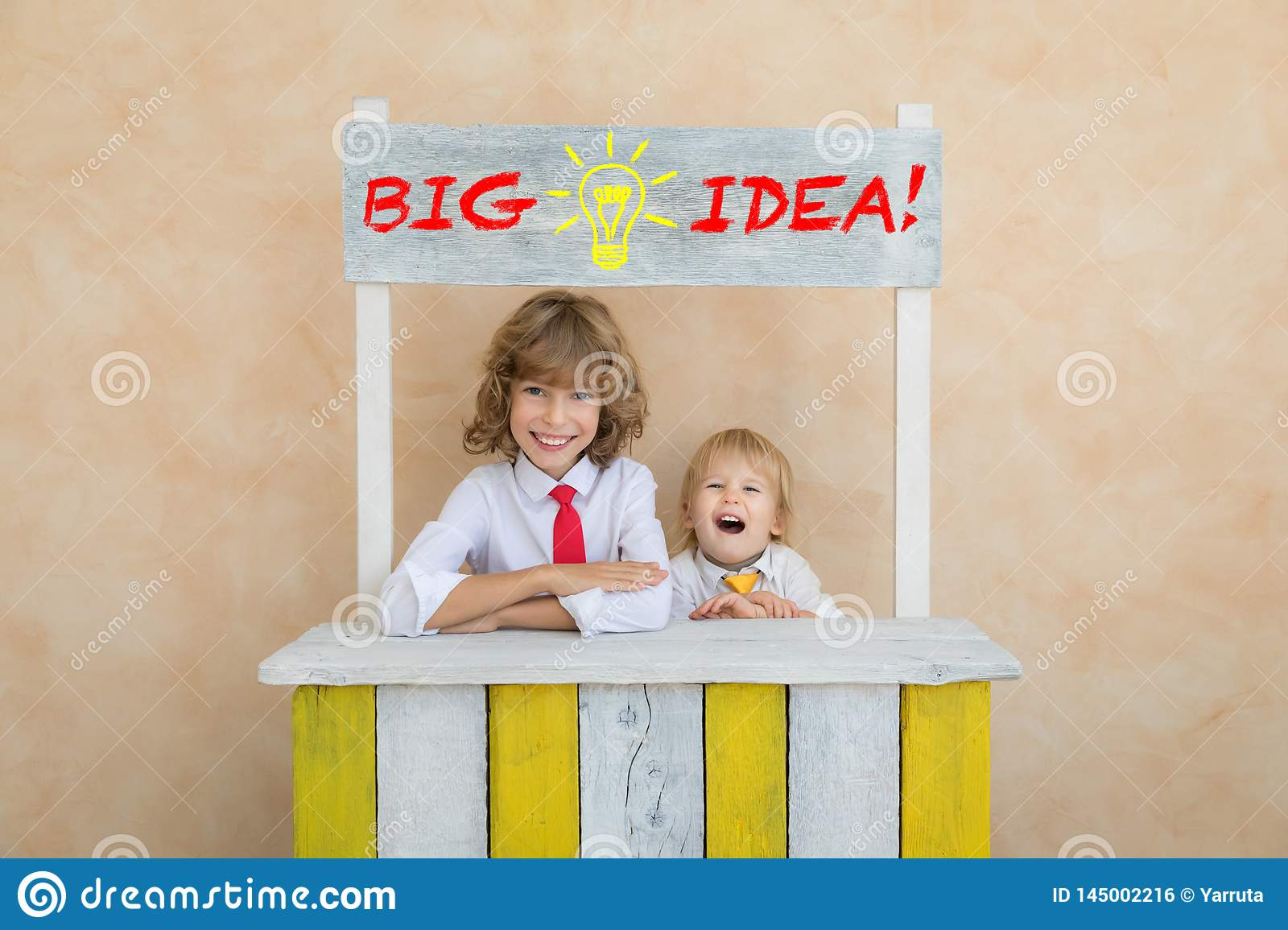 Success, start up and business idea concept