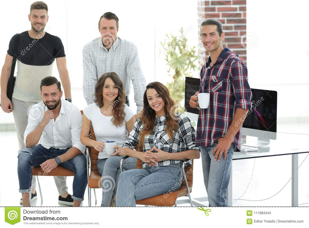 Successful employees design Agency