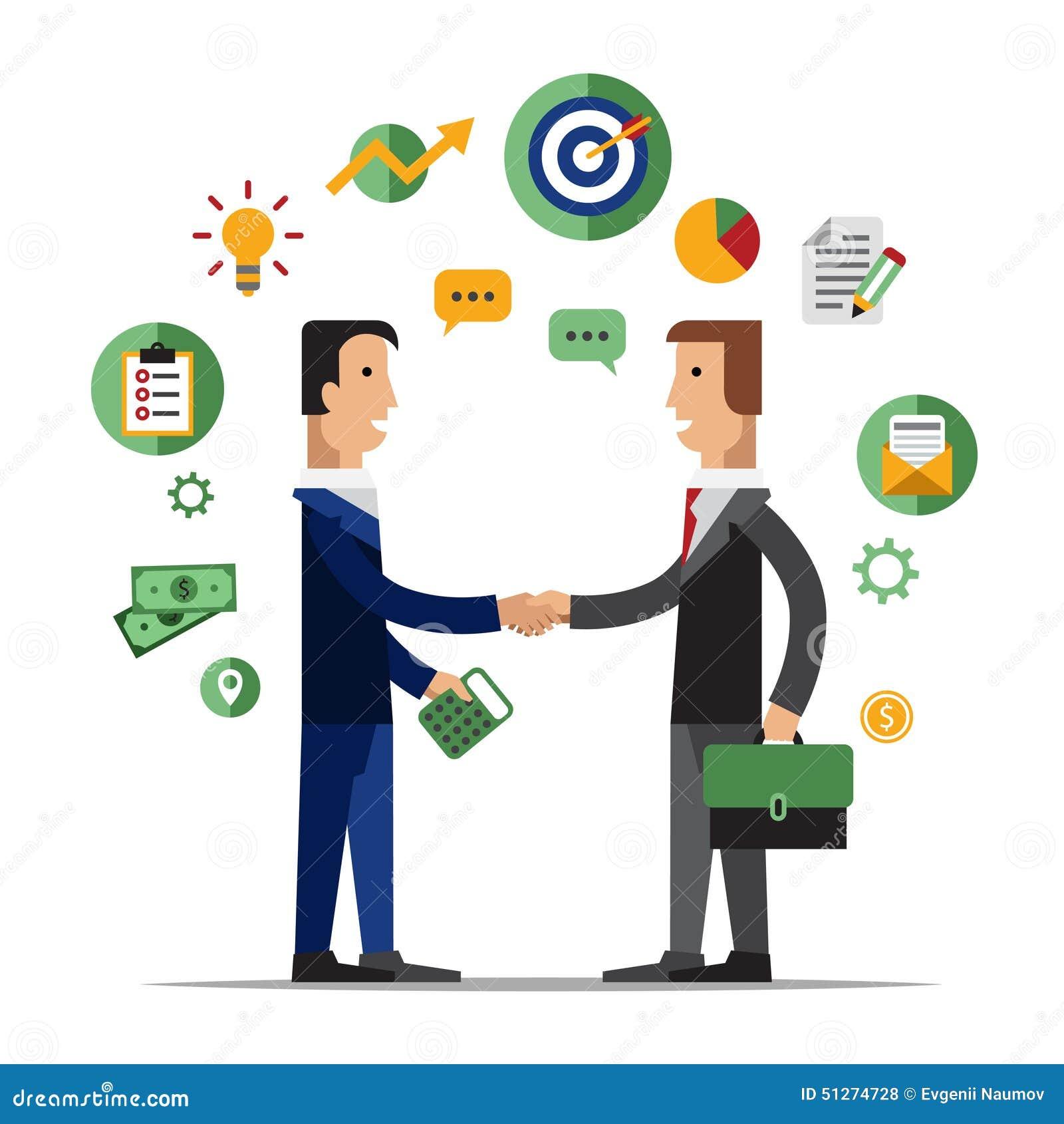 how to make a partnership business