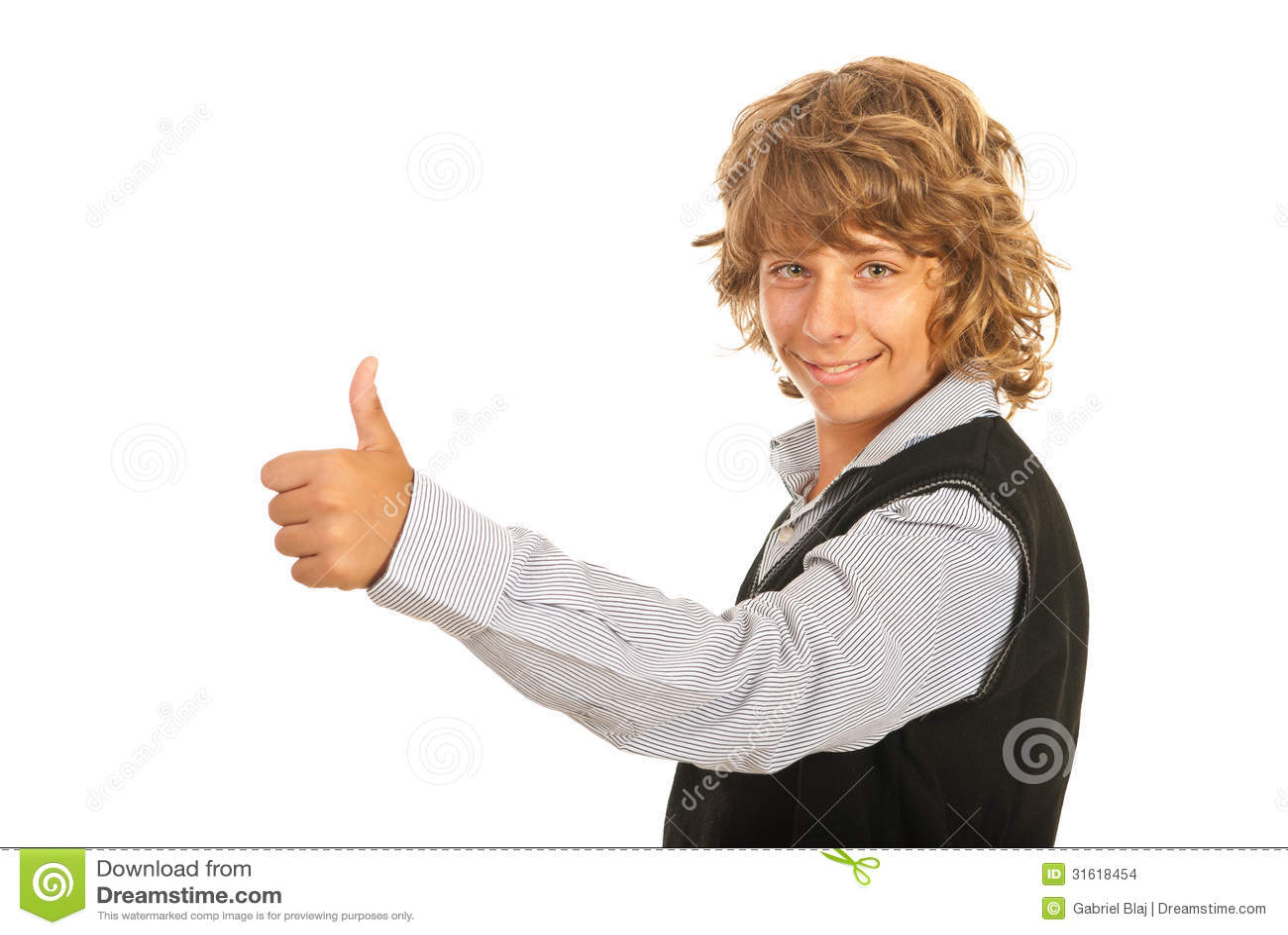 Successful Teen 31