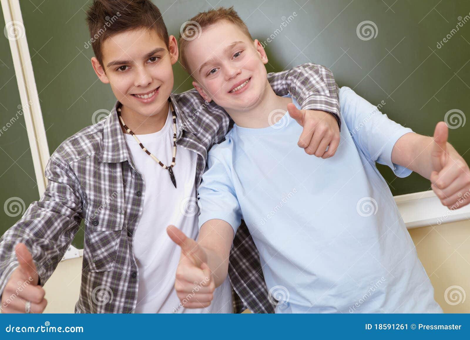 Successful Teen 5