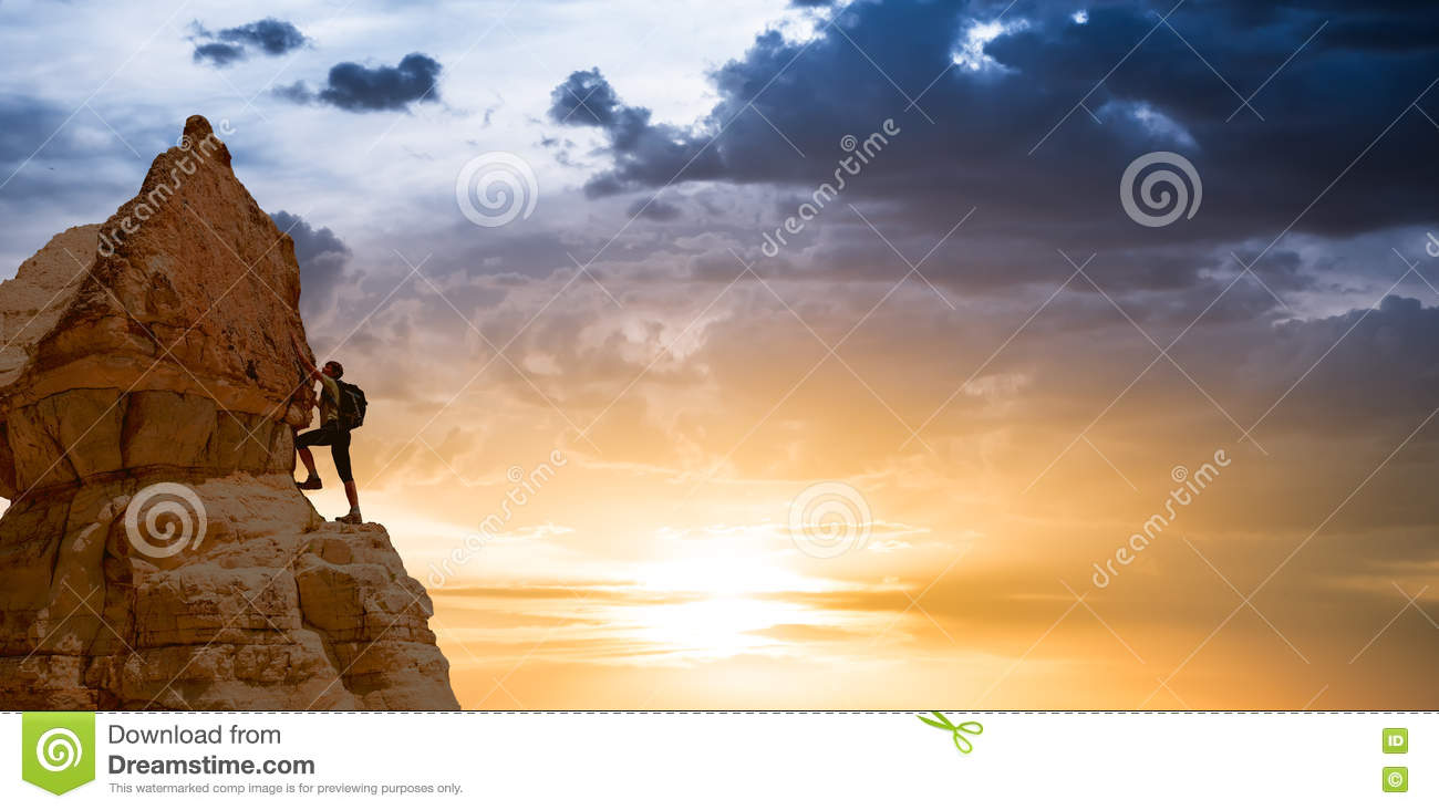 Download Successful Woman Concept Motivation, Inspiration Stock Image - Image of business, adventure: 72305503