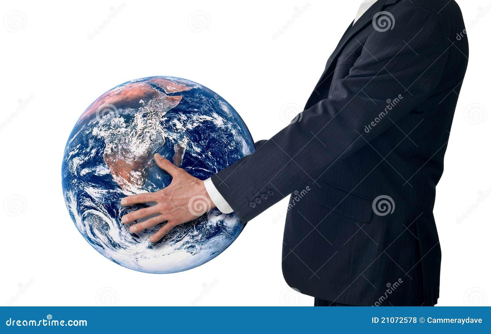 Successo globale di strategia di affari
