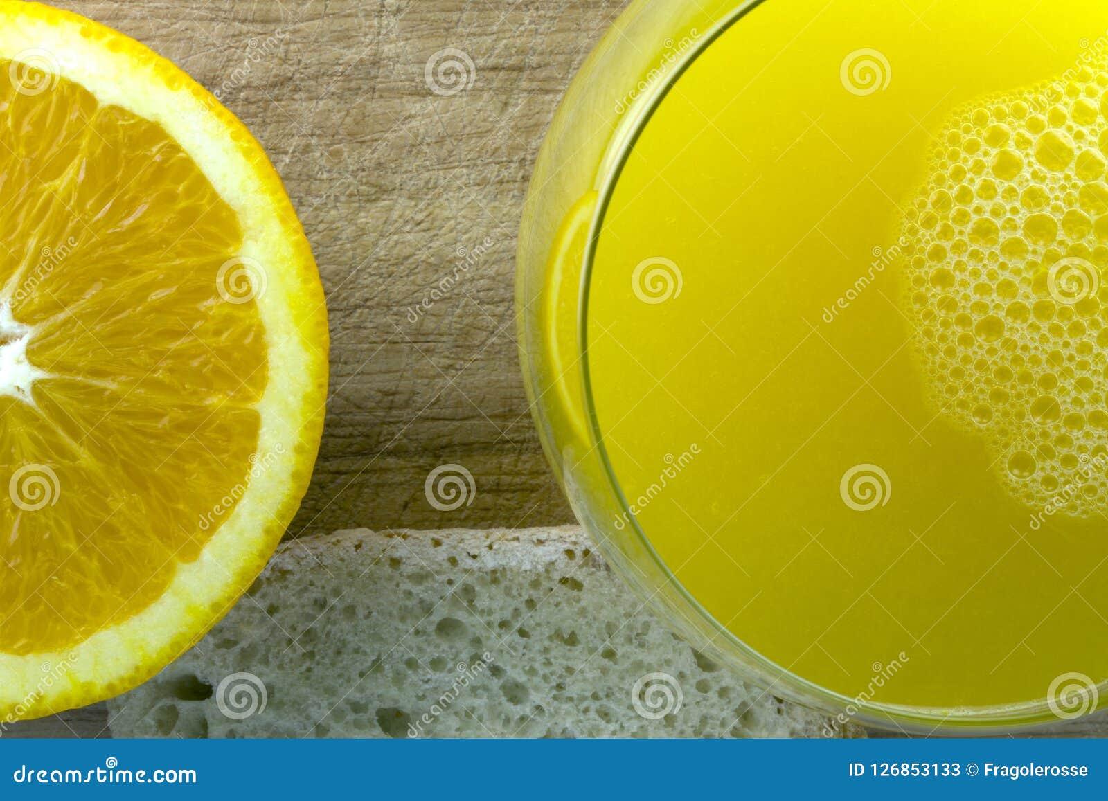 Succo d arancia bio-