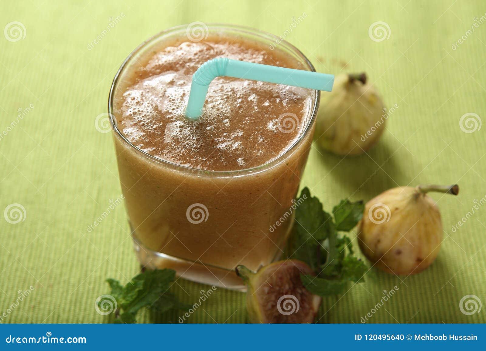 Succo del pazham di Atti, succo di frutta del fico, succo del Ka di Anjeer