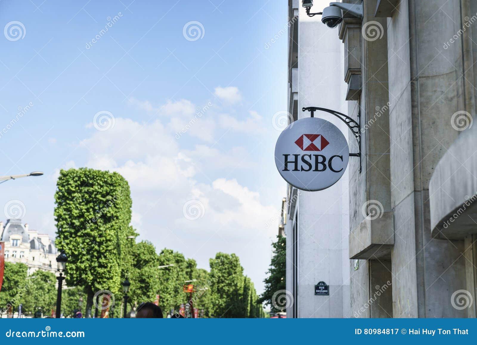5eba051d7cc Succursale Bancaire De HSBC à Paris