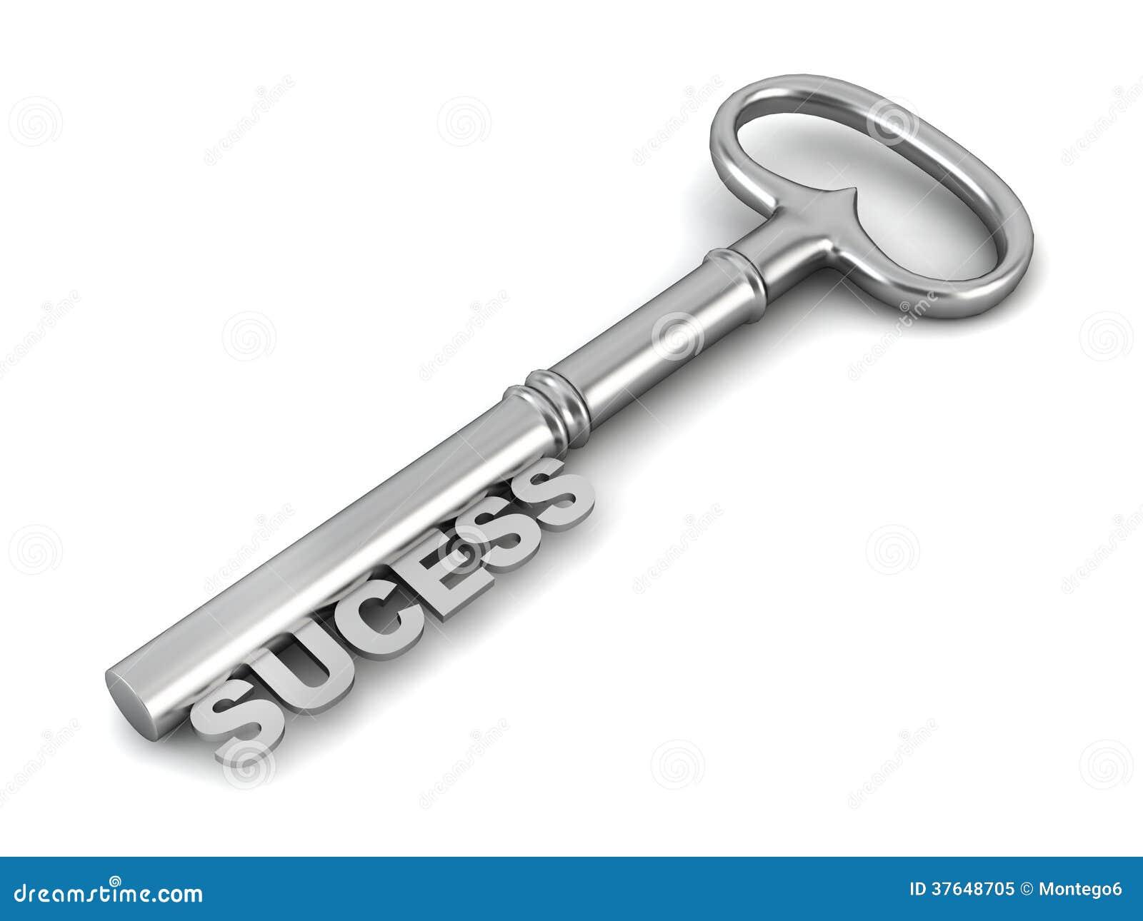 Sucess Key Royalty Free Stock Photo - Image: 37648705