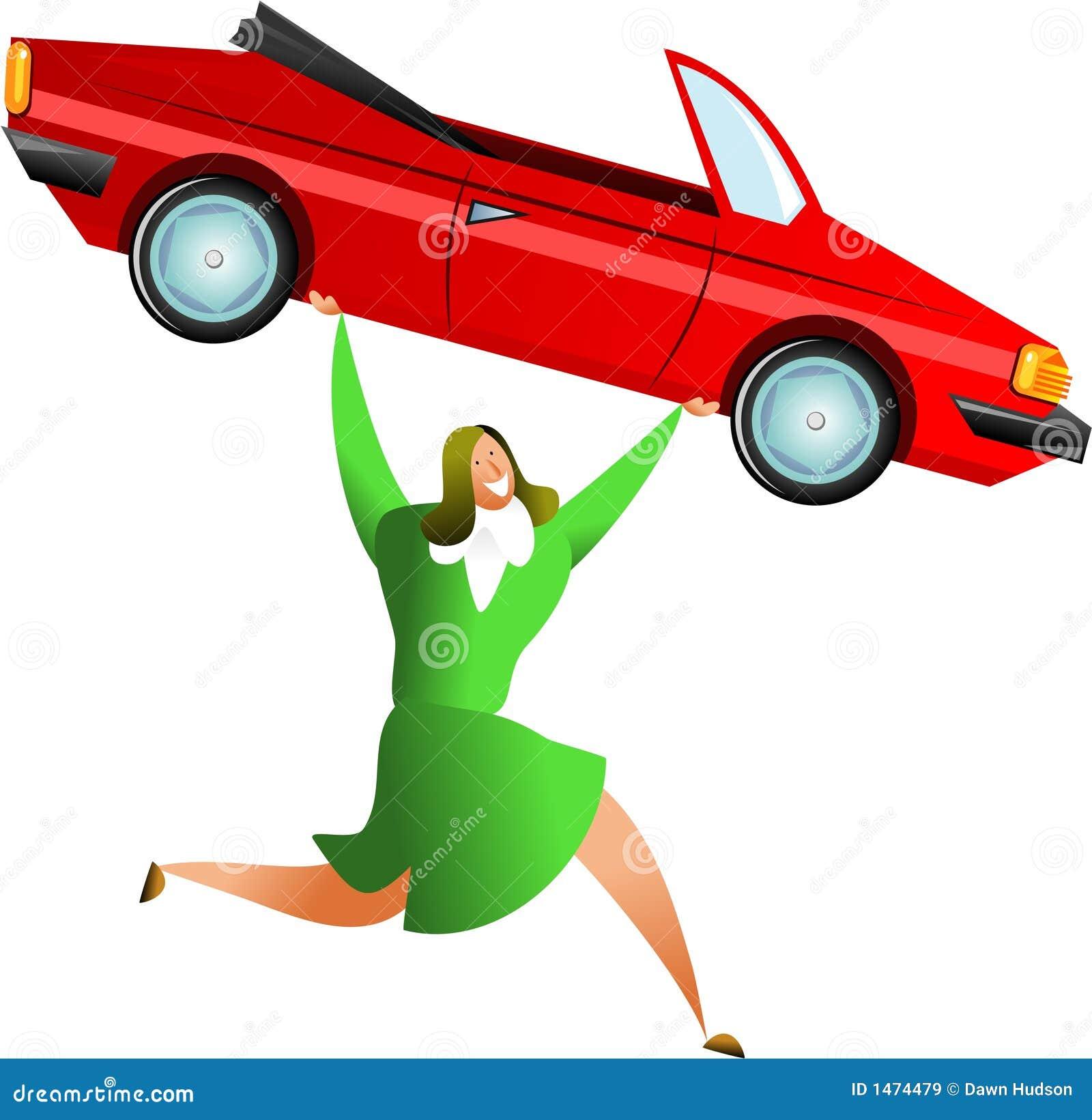 Sucesso do carro