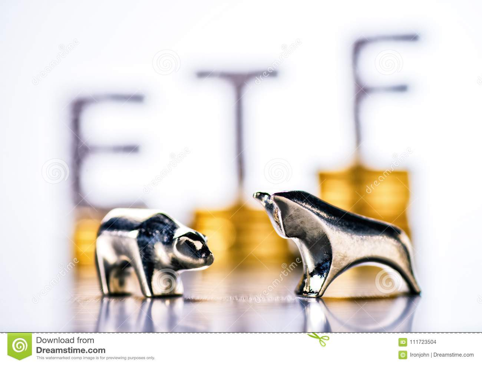 Sucesso na bolsa de valores com ETF