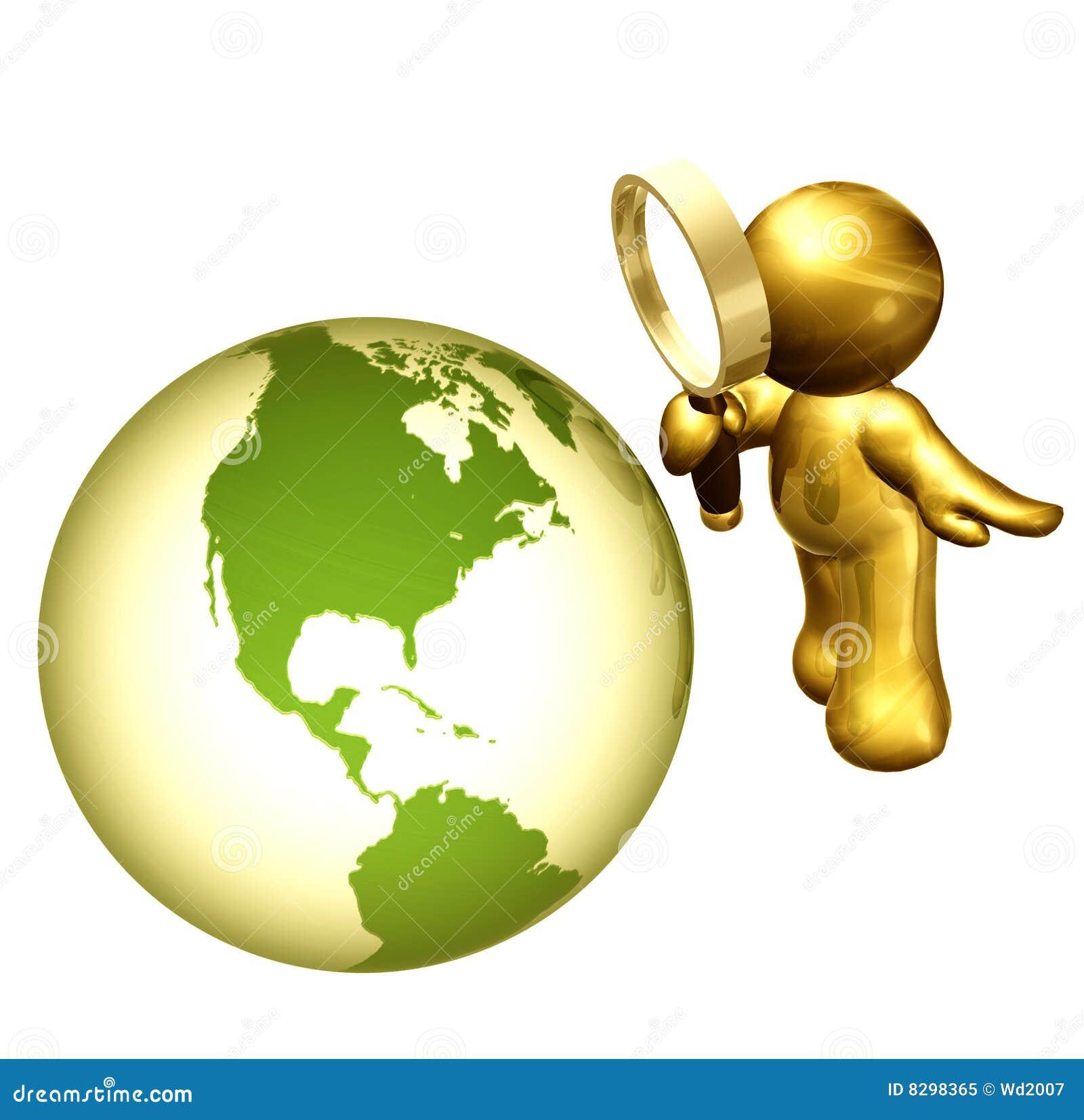 Suchen der Weltlösung