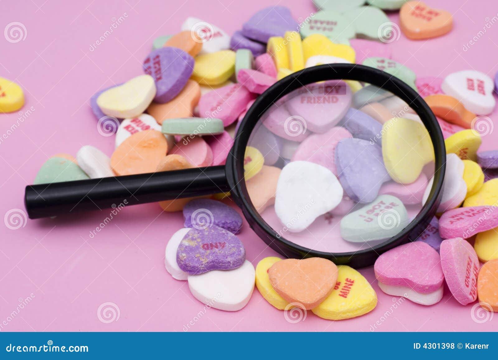 Suchen nach Liebe