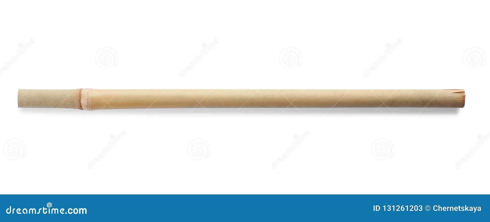 Suchy bambusowy kij