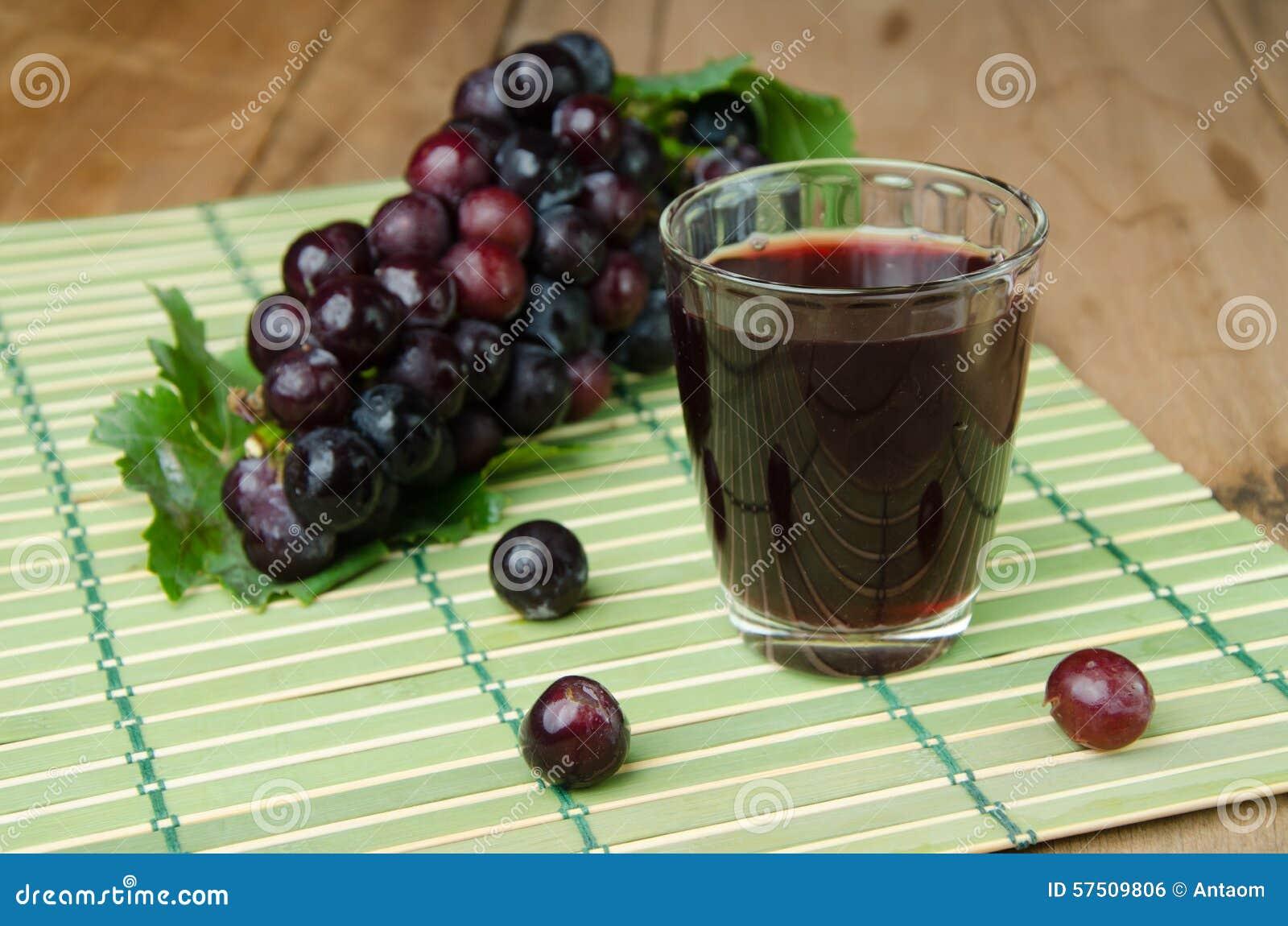 Suco de uvas