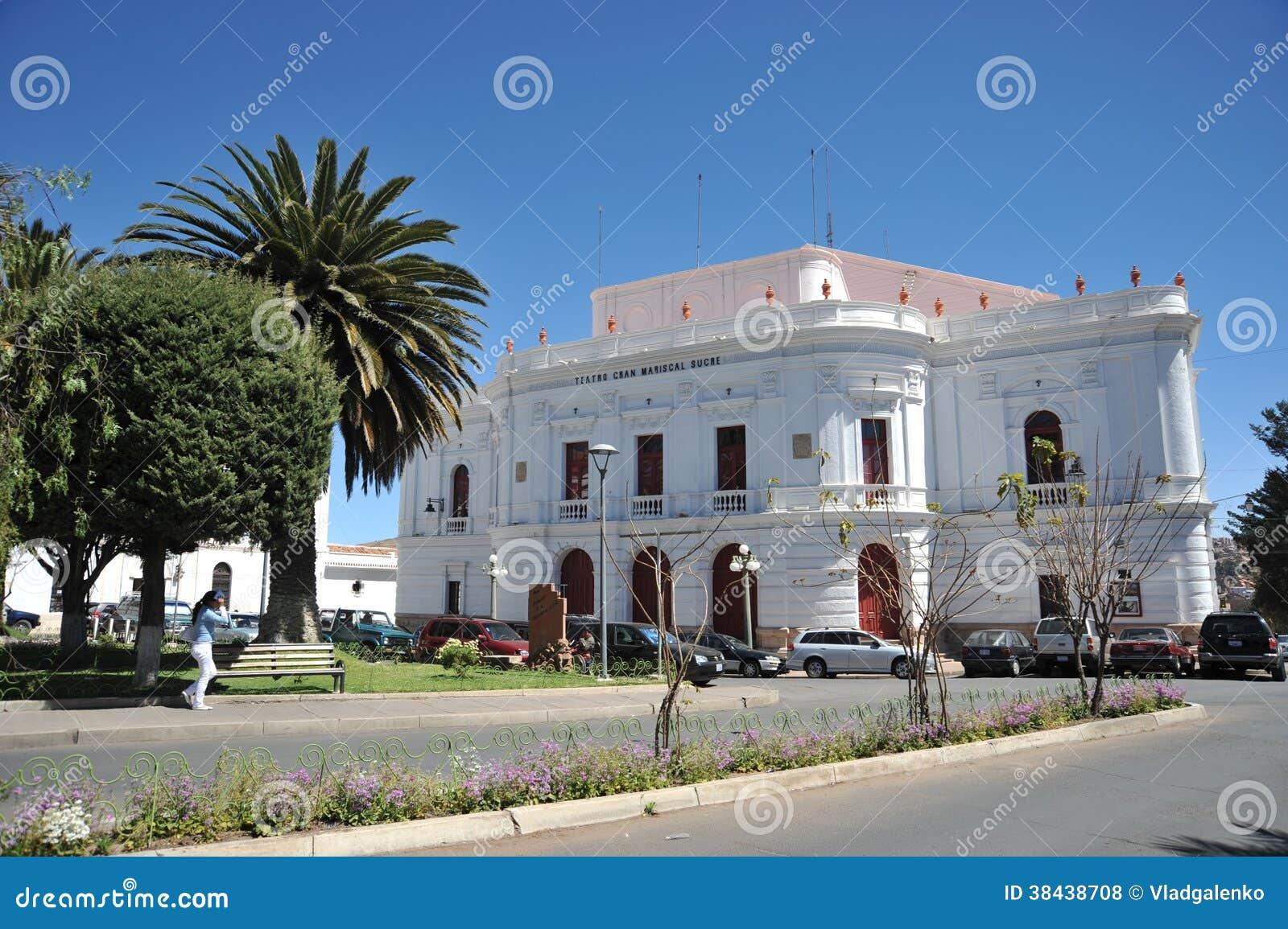 Sucre, Bolivië