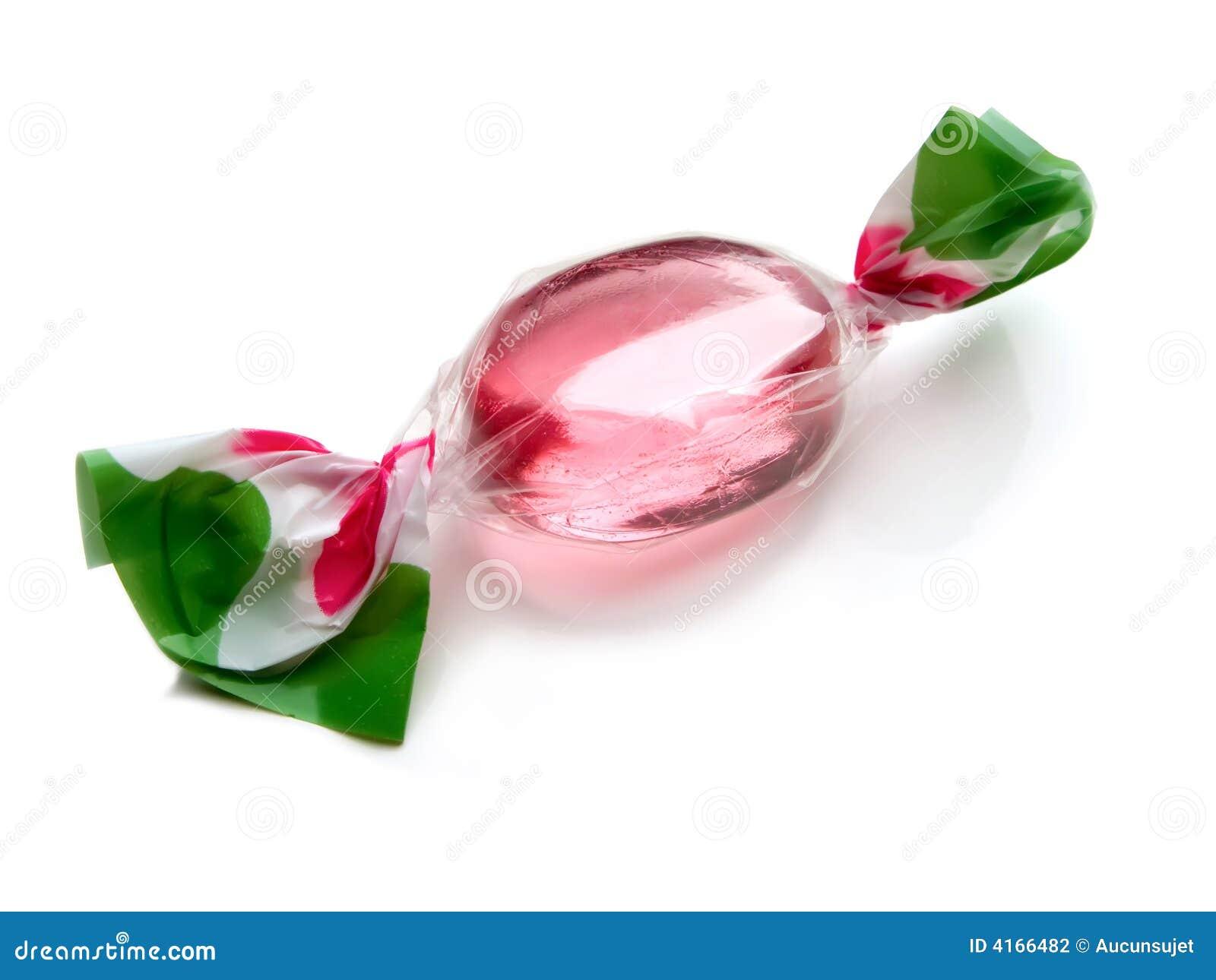 Sucrerie rose
