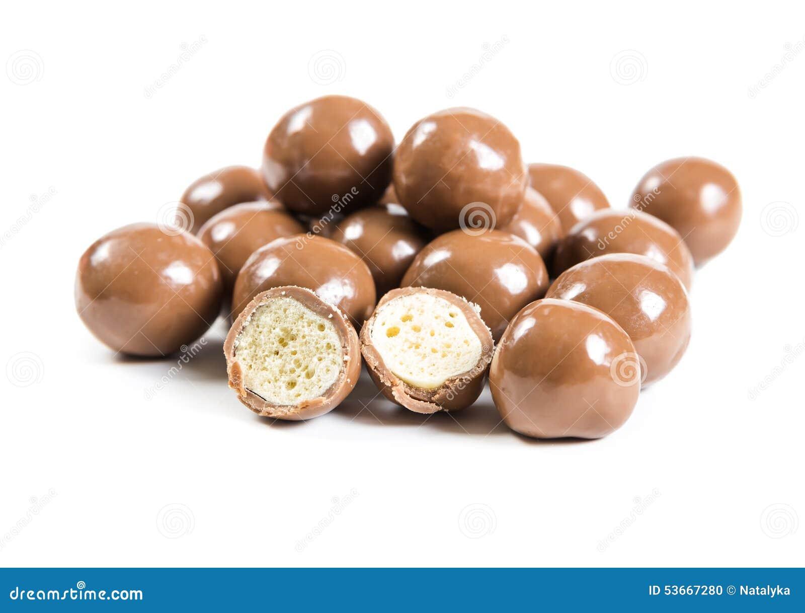 Sucreries de chocolat
