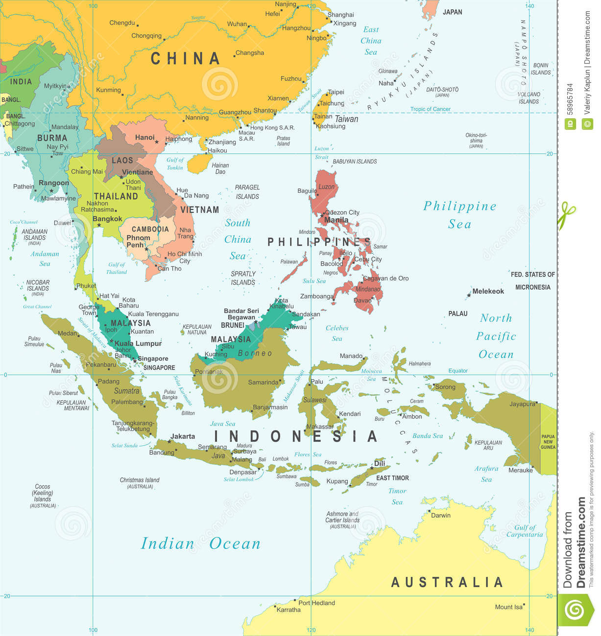 mapping the southeast asian telecommunications service In several regions of the world, including south/southeast asian countries, land cover/land use change (lc/luc) is one of the most important types of environmental change, and it is occurring rapidly.
