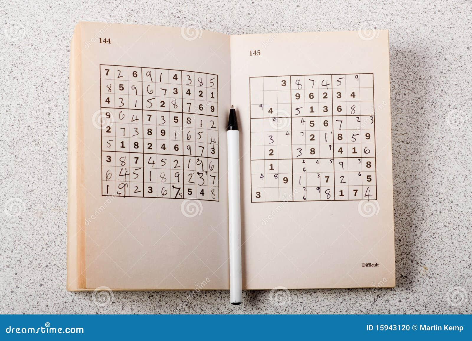 sudoku buch