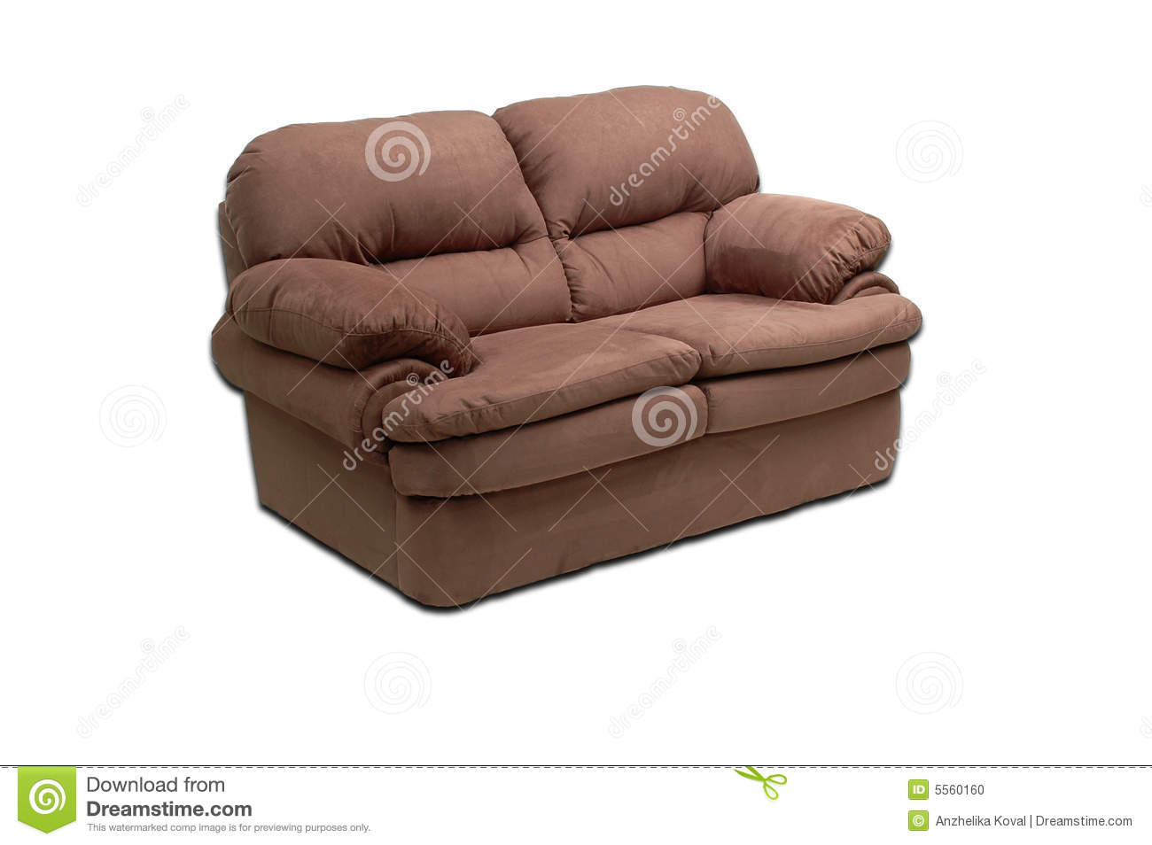 Enjoyable Suede Sofa For Two Stock Photo Image Of Home Soft Leather Machost Co Dining Chair Design Ideas Machostcouk