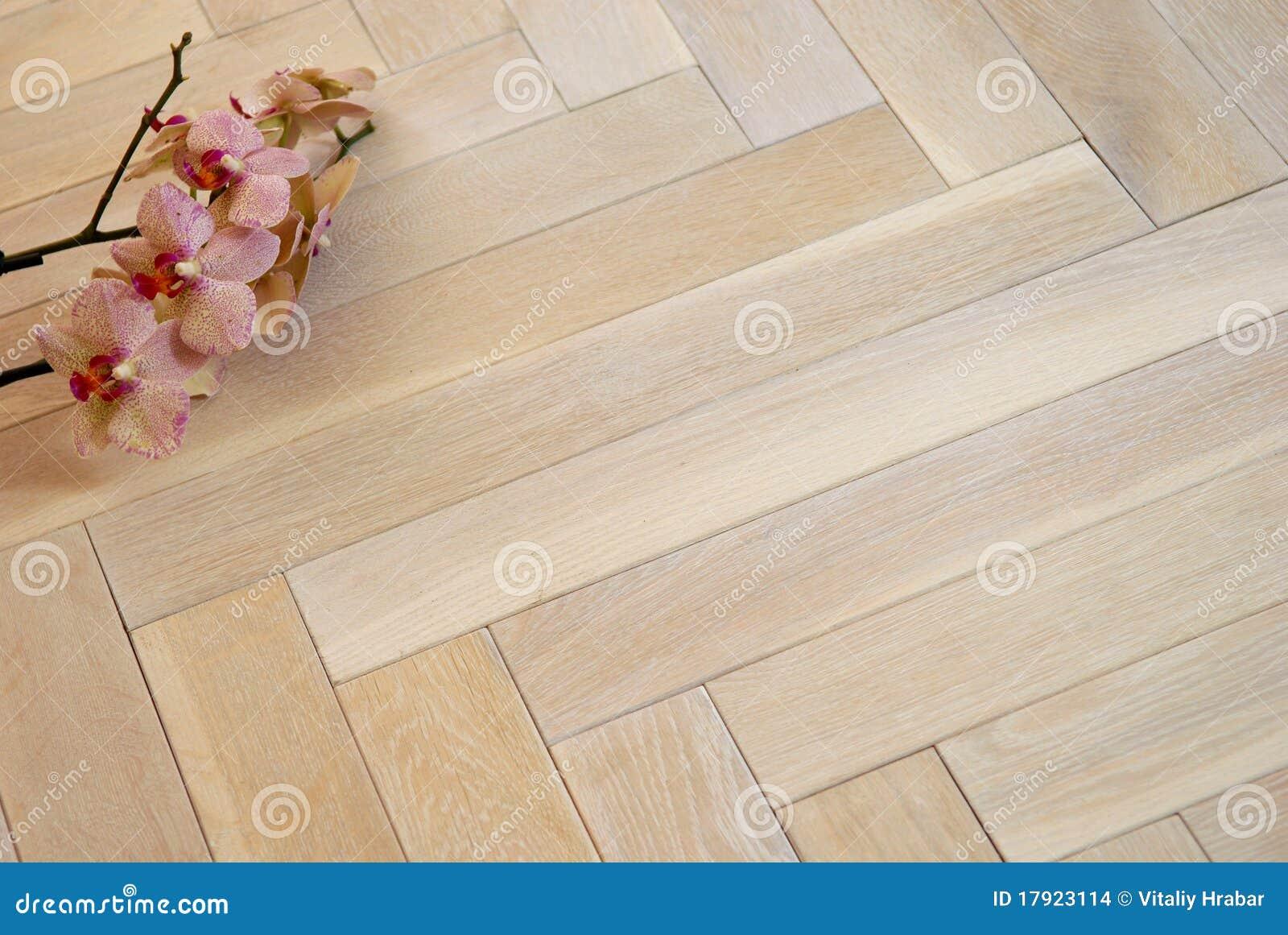 Suelo de entarimado de madera