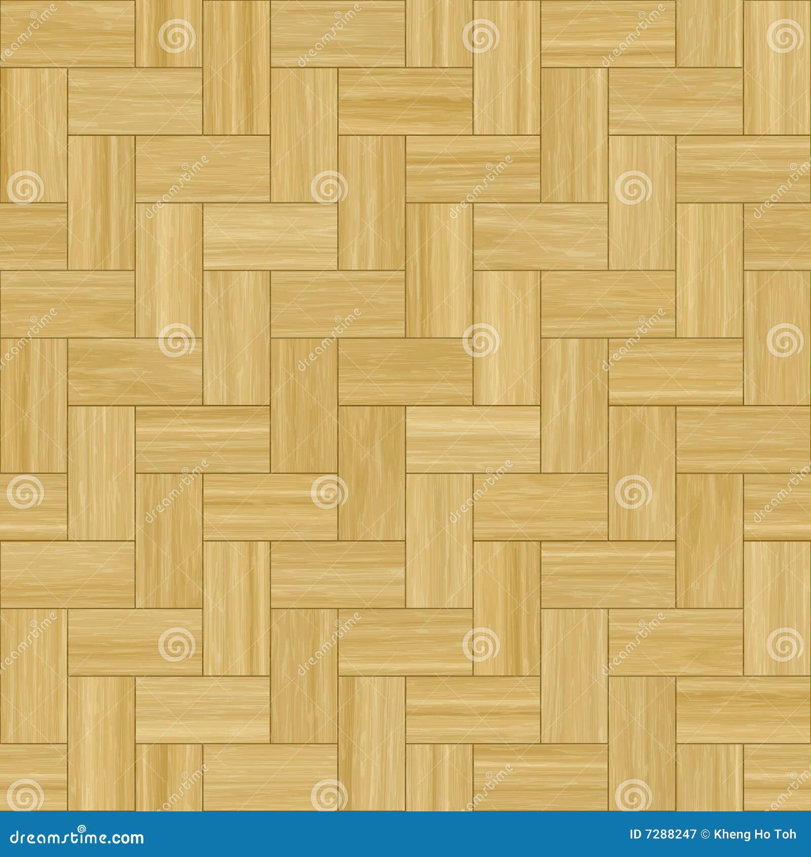 Suelo de madera del entarimado