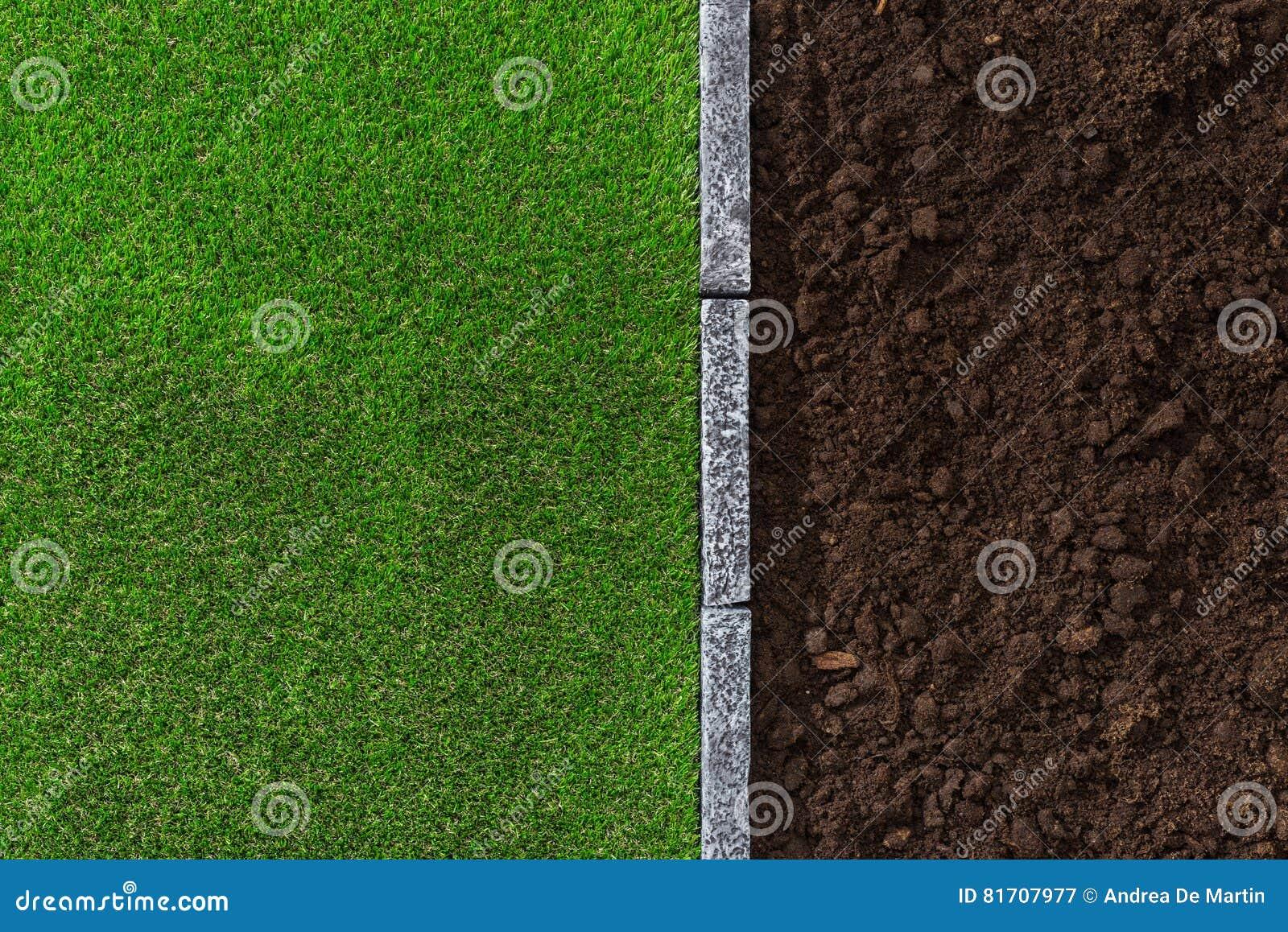 Suelo e hierba