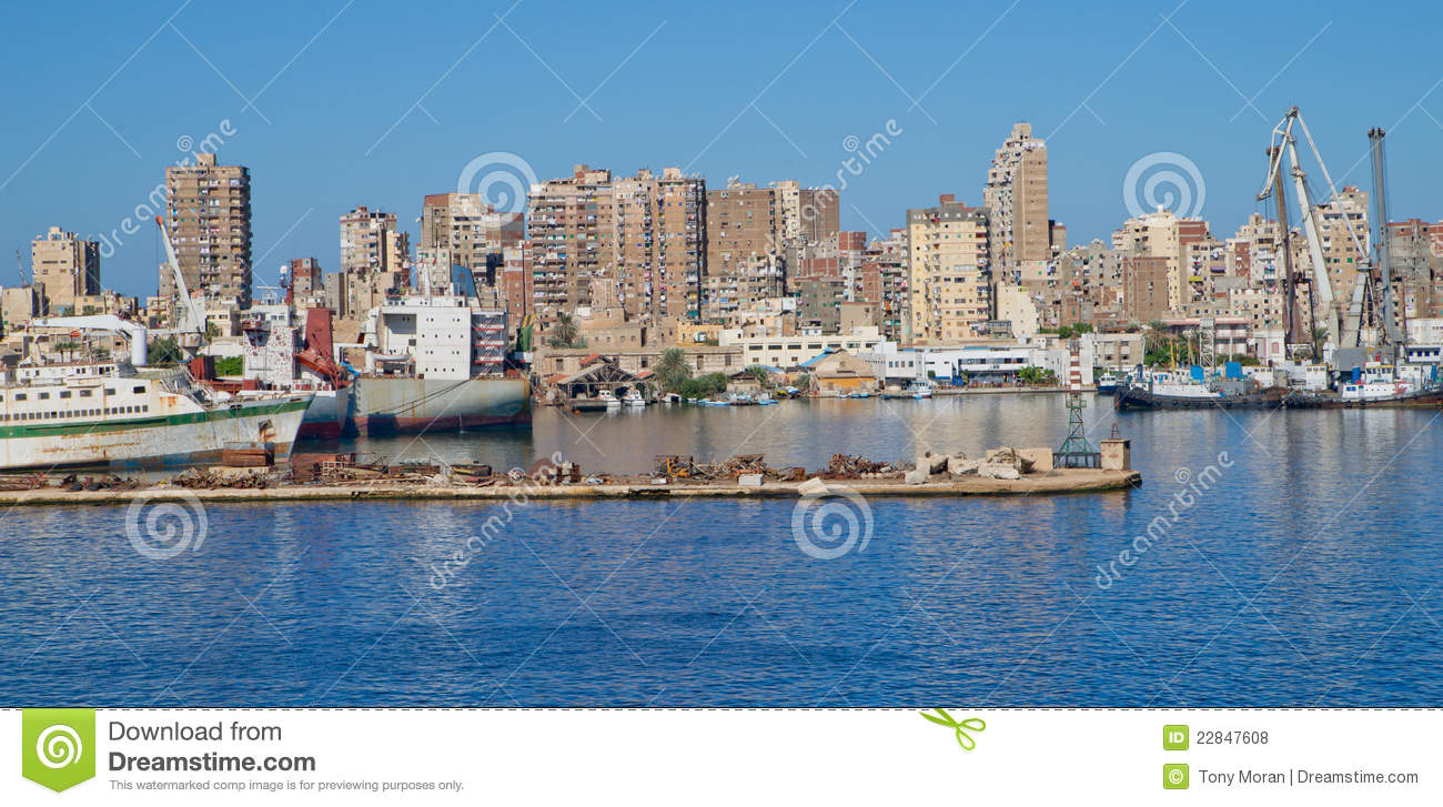 Suez Egypt  City new picture : Suez, Egypt Royalty Free Stock Photos Image: 22847608