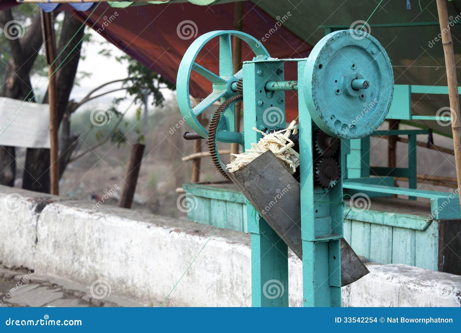 sugar press machine
