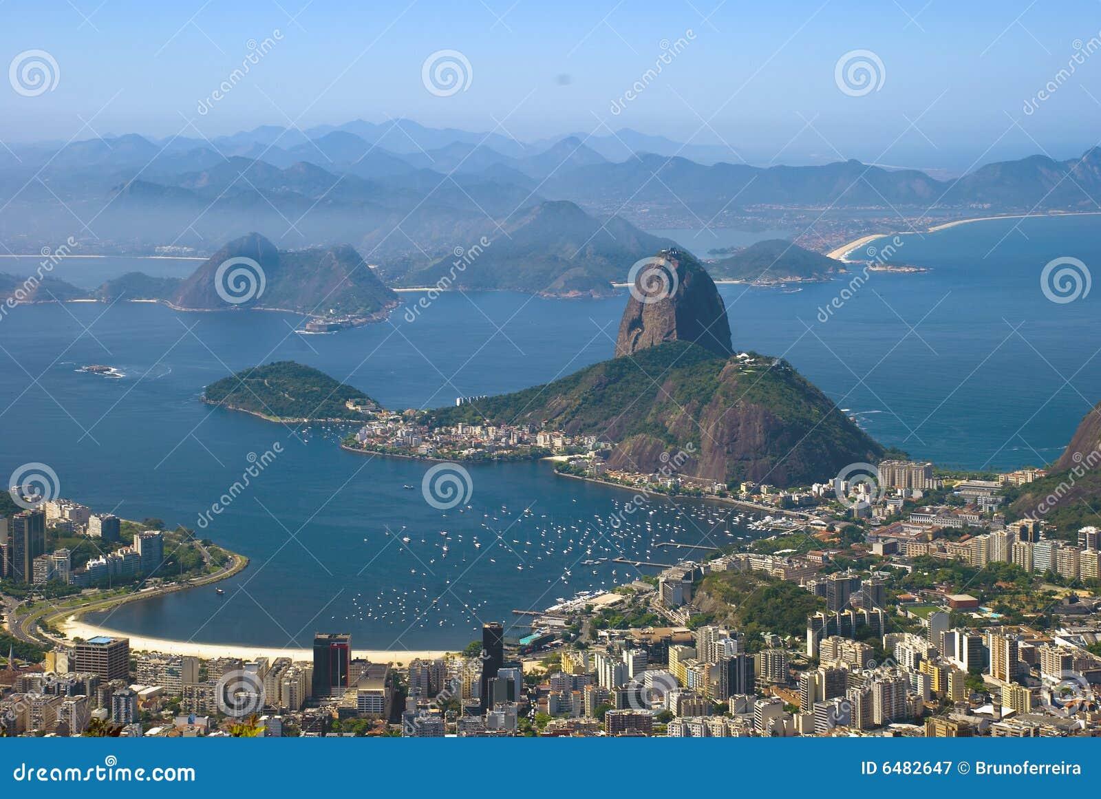 Sugar Loaf Rio De Janeiro Stock Image Image Of